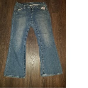 Maurices Bootcut Blue Jean
